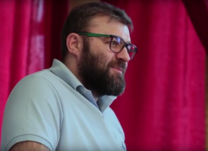 Творческая встреча с Михаилом Пореченковым