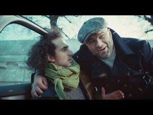 На Бесеновке сняли рекламу с Пореченковым в главной роли