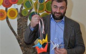 Михаил Пореченков поддержал проект детского хосписа «Мечты сбываются»