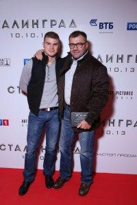 Михаил Пореченков: Надеюсь, сын будет лучшим отцом, чем я